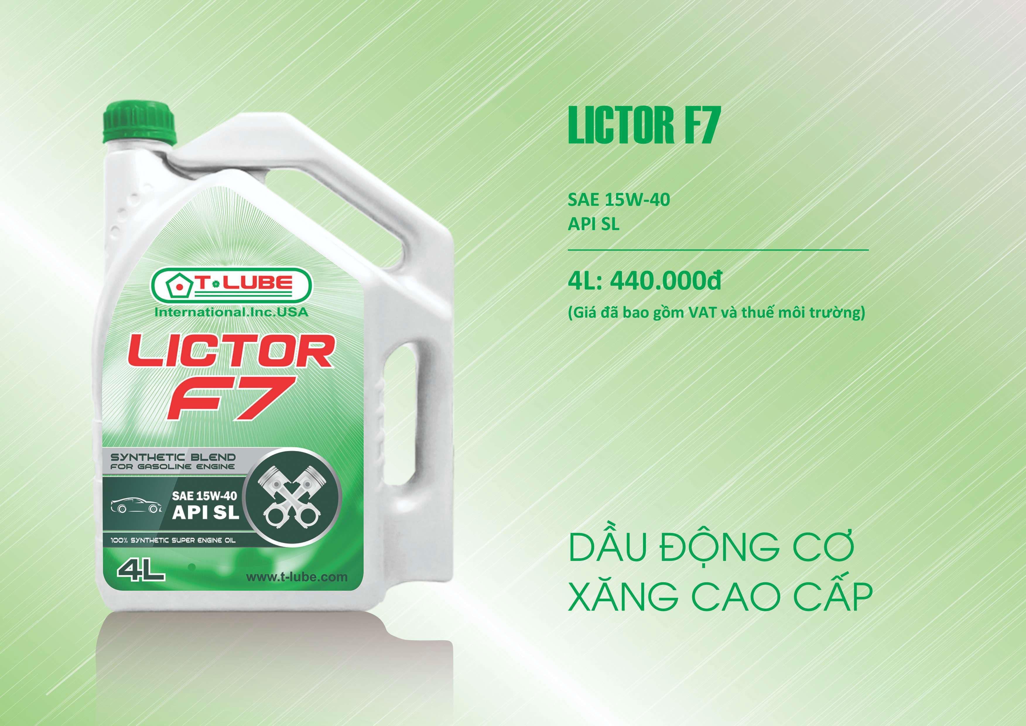Lictor F7