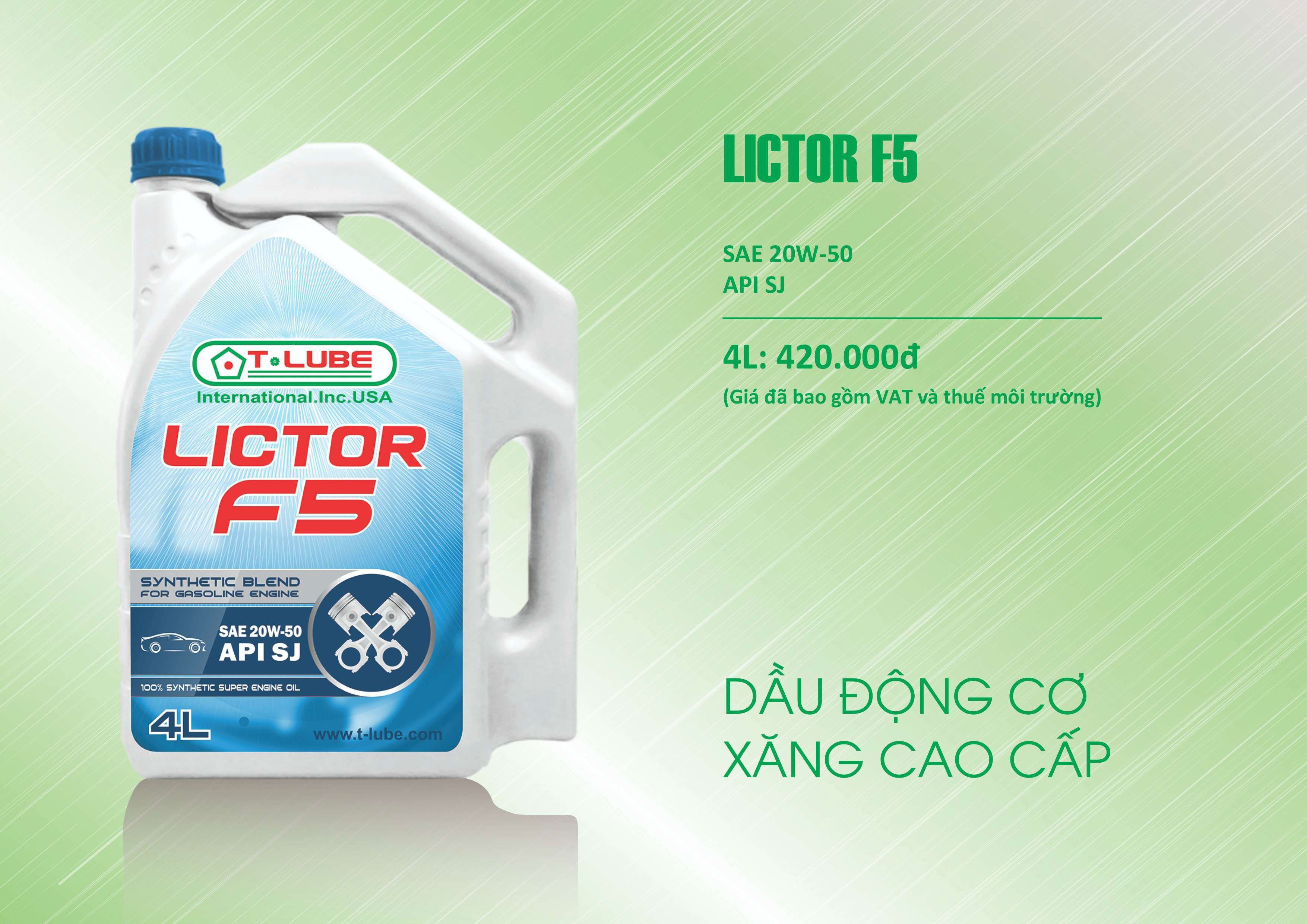 lictor f5